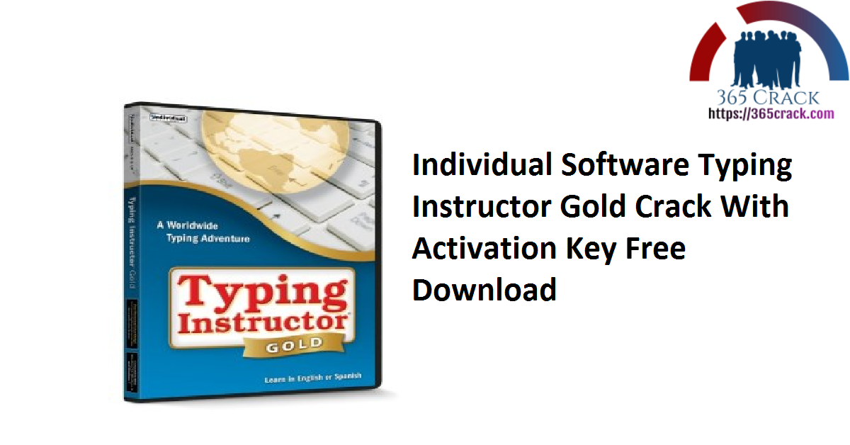 Individual Software Typing Instructor Gold Crack With Activation Key Free Download