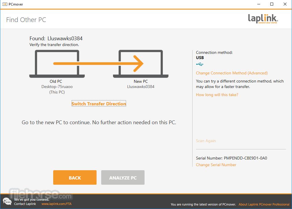 PCmover Profile Migrator 12.0.0.58851 Crack