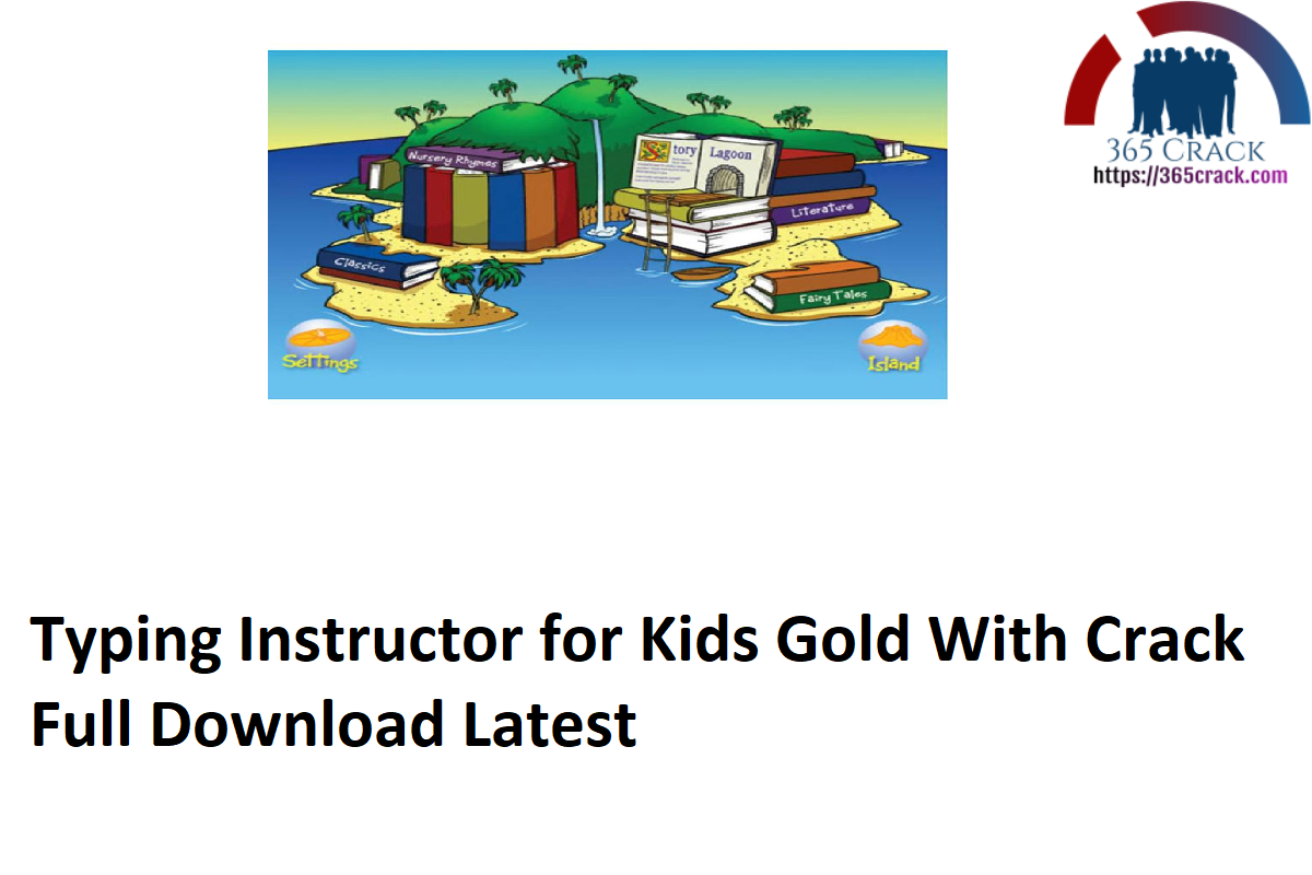 Typing Instructor for Kids Gold With Crack Full Download Latest