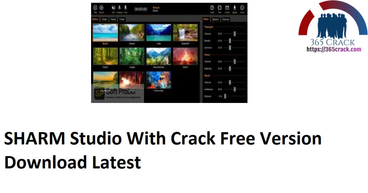SHARM Studio With Crack Free Version Download Latest