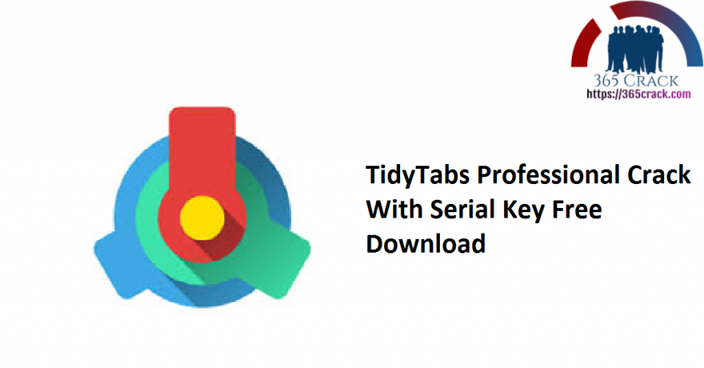 TidyTabs Professional Crack With Serial Key Free Download