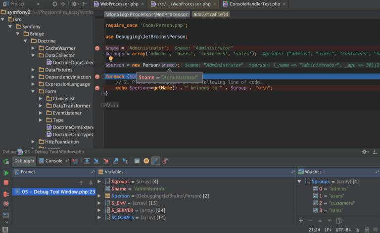 JetBrains PhpStorm Crack With Activation Key Download (Latest)