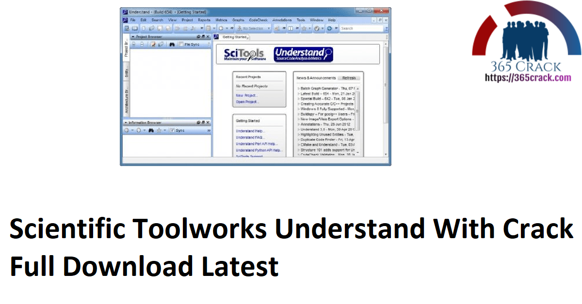 Scientific Toolworks Understand With Crack Full Download Latest