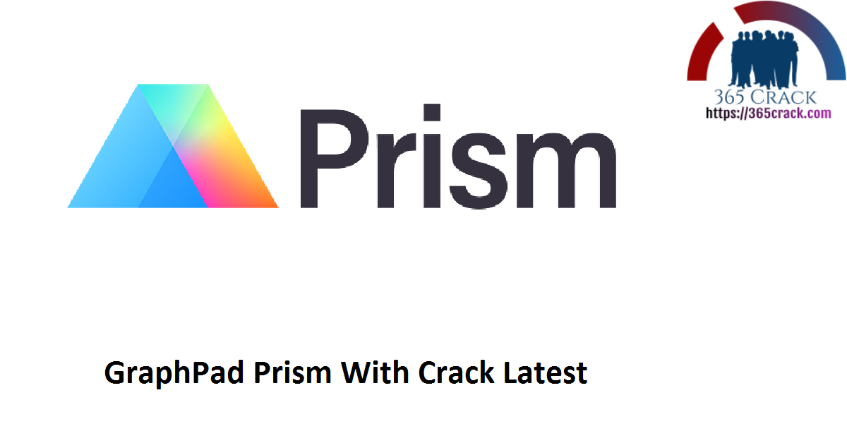 GraphPad Prism With Crack Latest