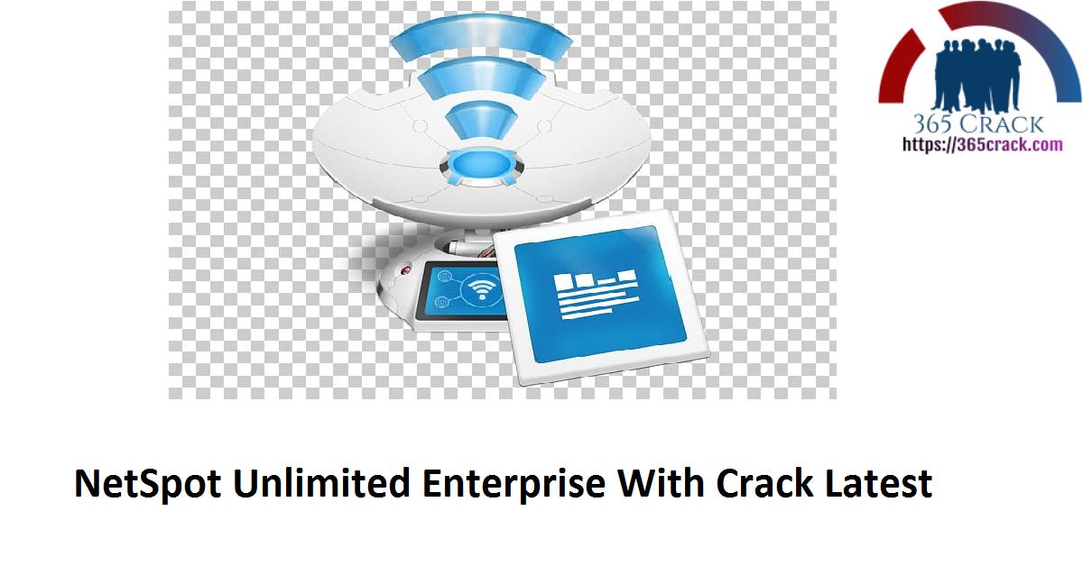 NetSpot Unlimited Enterprise With Crack Latest