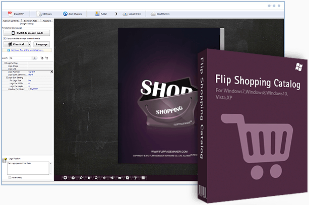 Flip Shopping Catalog Crack With Serial Key Download (Latest)
