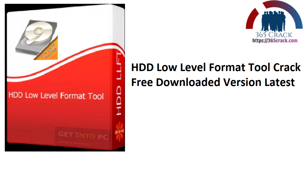 HDD Low Level Format Tool Crack Free Downloaded Version Latest