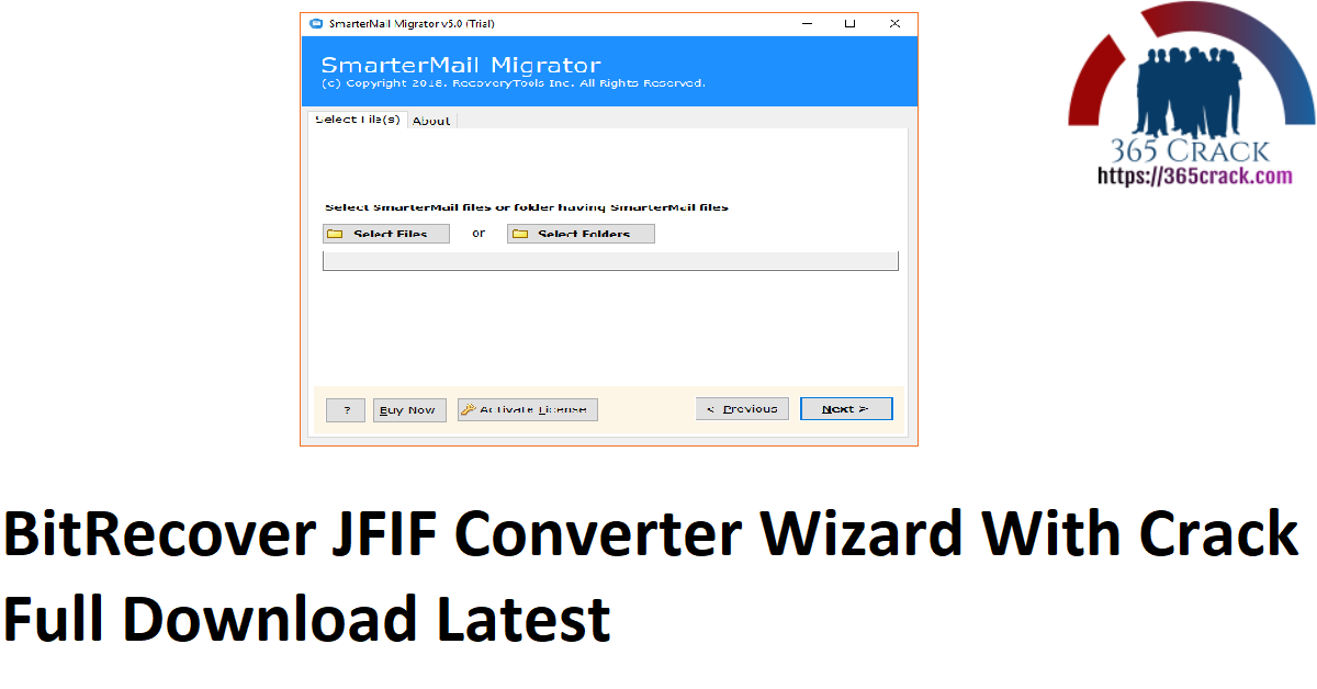 BitRecover JFIF Converter Wizard With Crack Full Download Latest