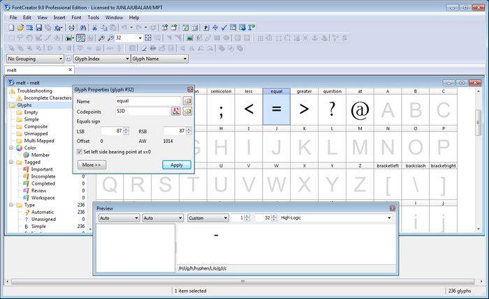 High-Logic FontCreator Crack With Activation Key Download (Latest)