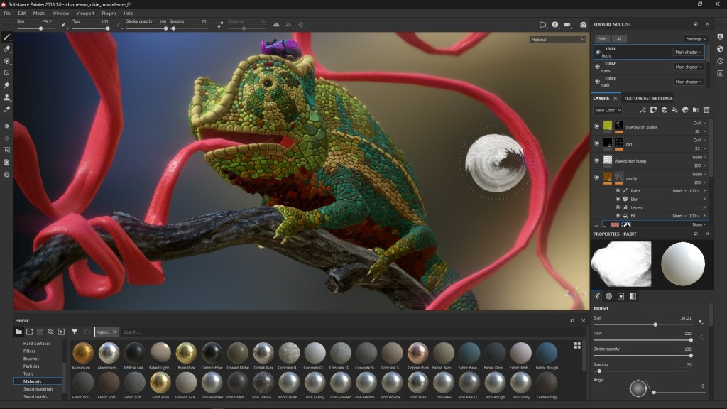 Allegorithmic Substance Painter Crack With Licence Key Download (Updated)