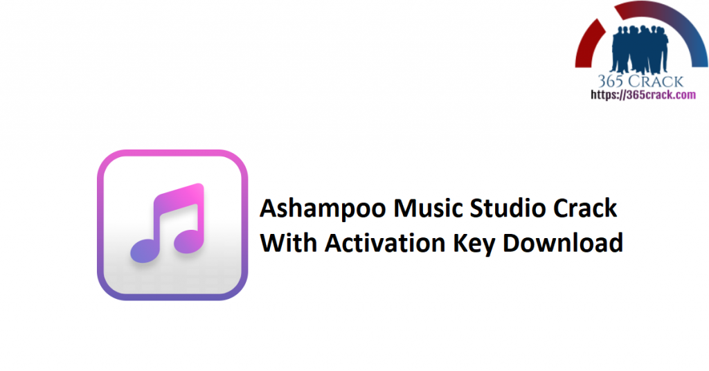 Ashampoo Music Studio Crack With Activation Key Download
