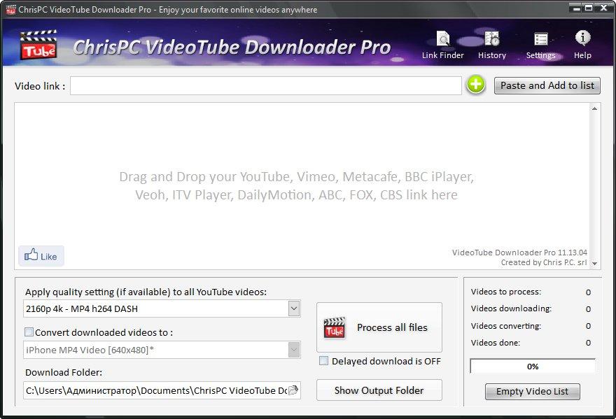 ChrisPC VideoTube Downloader Pro Crack With Activation Code