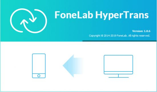 FoneLab HyperTrans Crack With Serial Key Download (Latest)