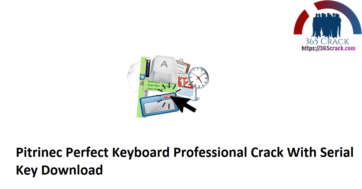 Pitrinec Perfect Keyboard Professional Crack With Serial Key Download