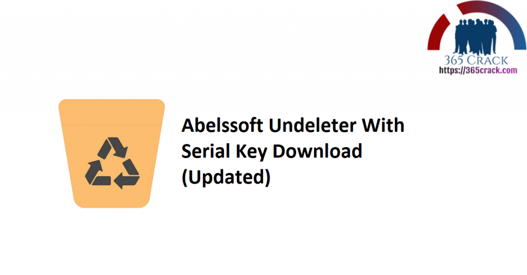 Abelssoft Undeleter With Serial Key Download (Updated)