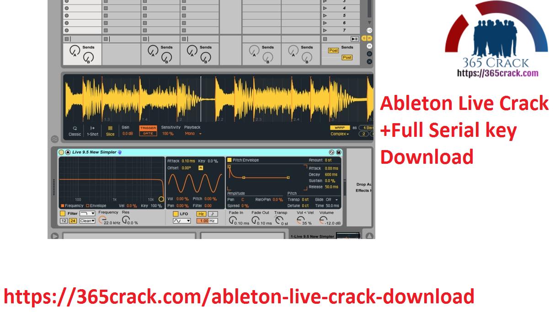 Ableton Live Crack +Full Serial key Download
