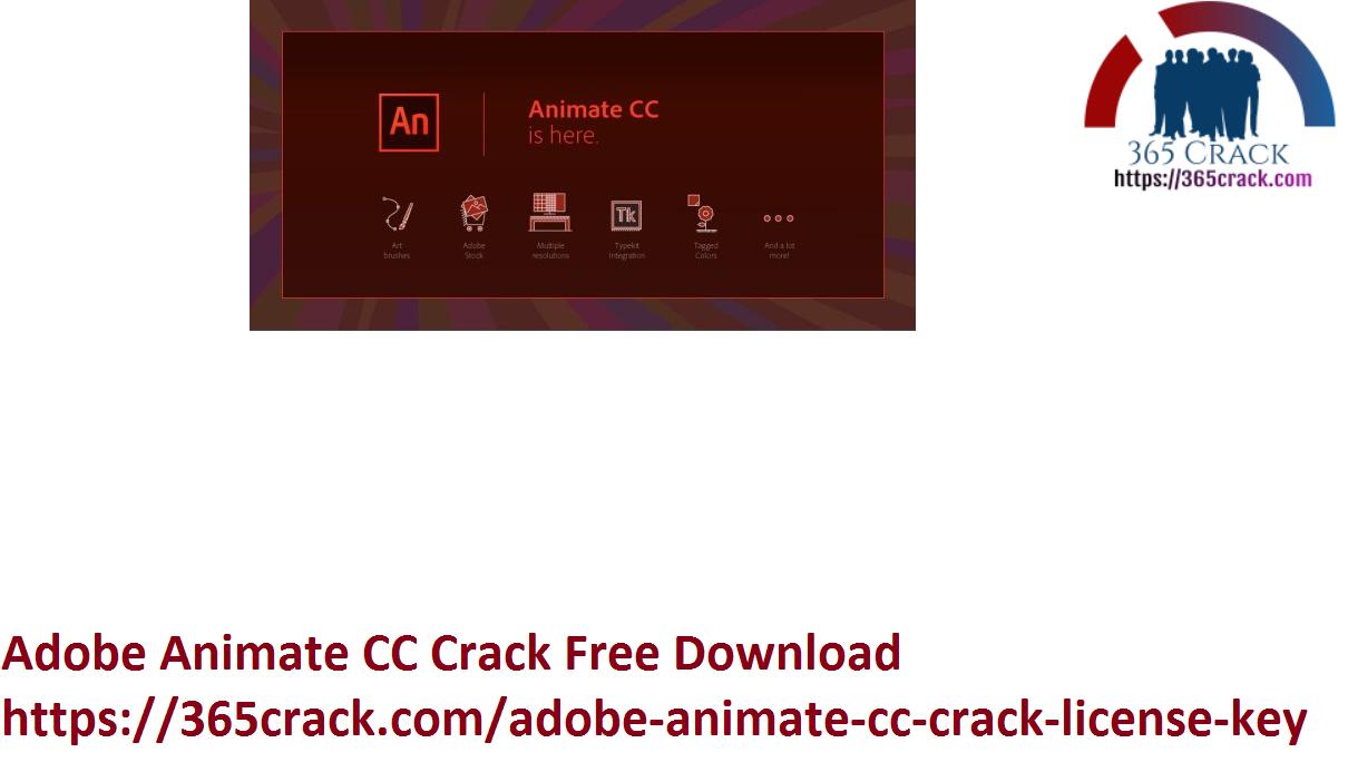 Adobe Animate CC Crack Free Download