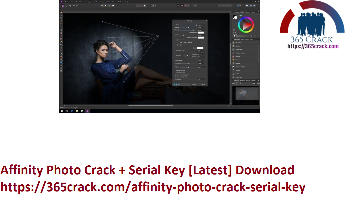 Affinity Photo Crack + Serial Key [Latest] Download