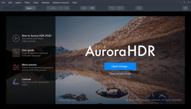 Aurora HDR Crack With Keygen Full Version Download (Updated) 2021