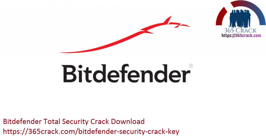 Bitdefender Total Security Crack Download