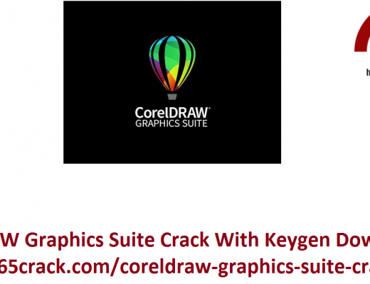 CorelDRAW Graphics Suite Crack With Keygen Download