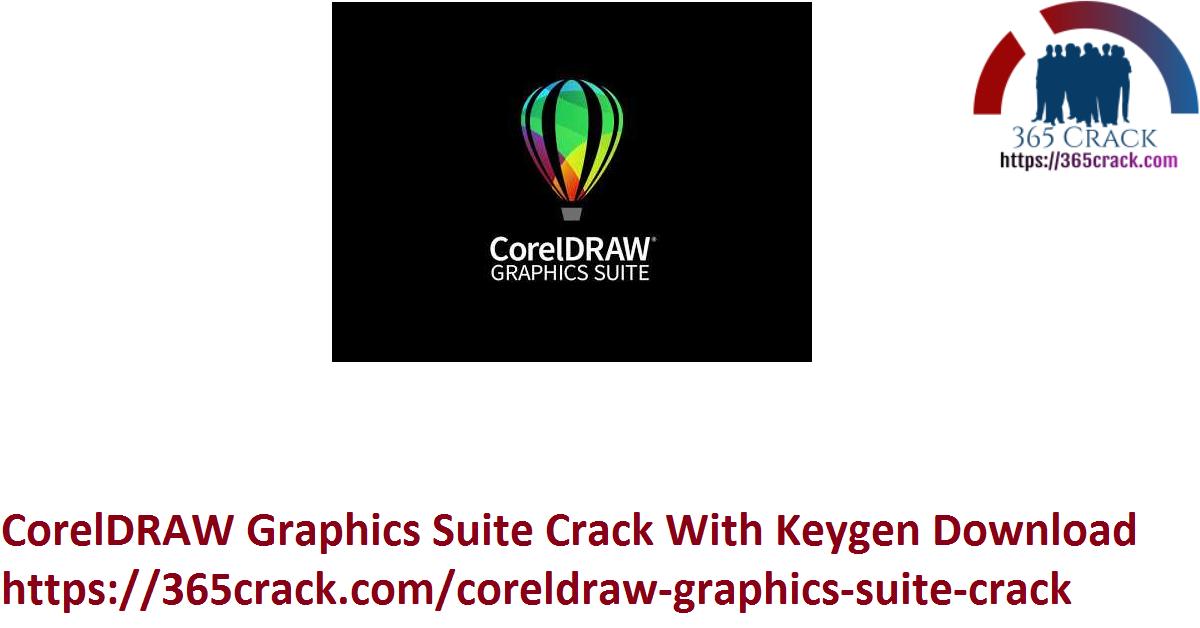 CorelDRAW Graphics Suite Crack With Keygen Download