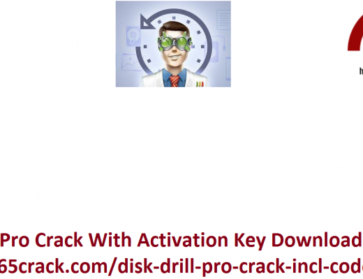Disk Drill Pro Crack With Activation Key Download