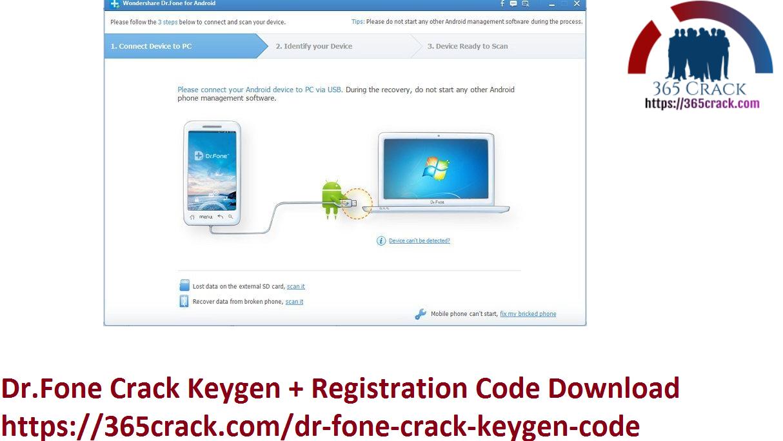 Dr.Fone Crack Keygen + Registration Code Download