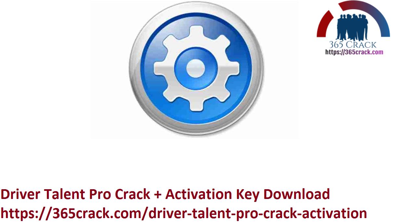 Driver Talent Pro Crack + Activation Key Download