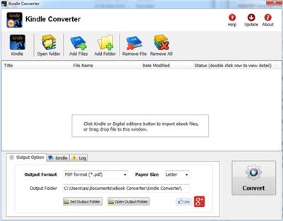 Kindle Converter Crack Download (latest)