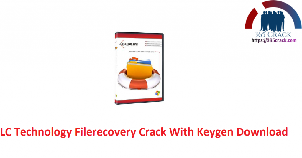 LC Technology Filerecovery Crack With Keygen Download