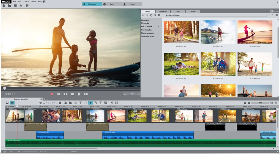 MAGIX Photostory Deluxe Crack With Serial Key Download