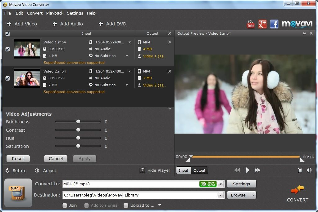 Movavi Video Converter Crack With Serial key Download