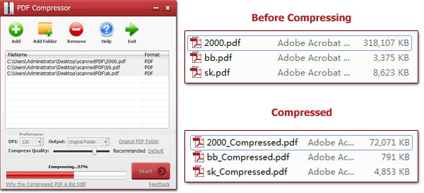 PDFZilla PDF Compressor Pro Crack With Serial Key Download