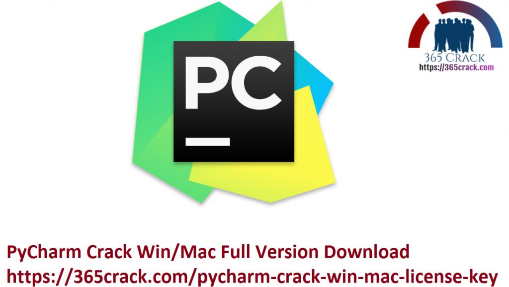 PyCharm Crack WinMac Full Version Download