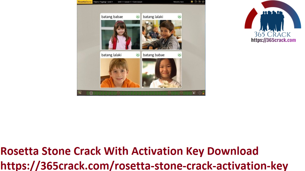 Rosetta Stone Crack With Activation Key Download