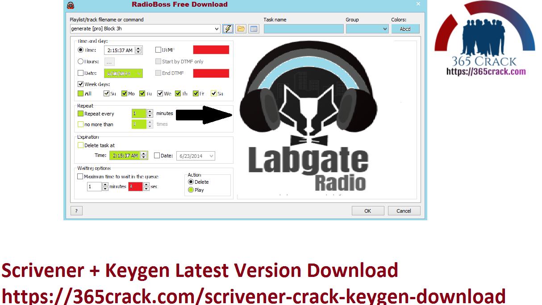 Scrivener + Keygen Latest Version Download