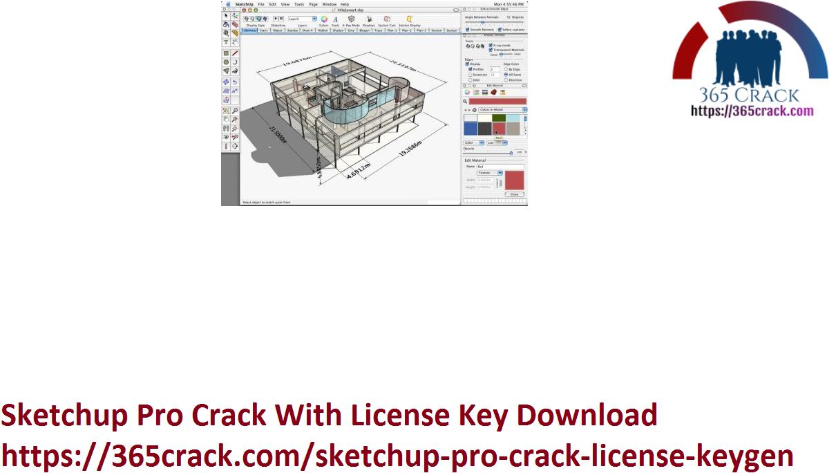 Sketchup Pro Crack With License Key Download