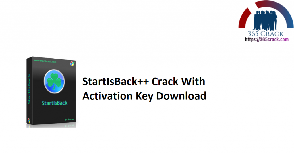 StartIsBack++ Crack With Activation Key Download