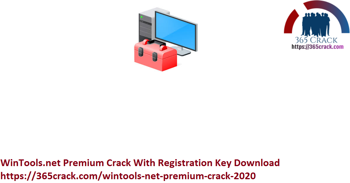 WinTools.net Premium Crack With Registration Key Download