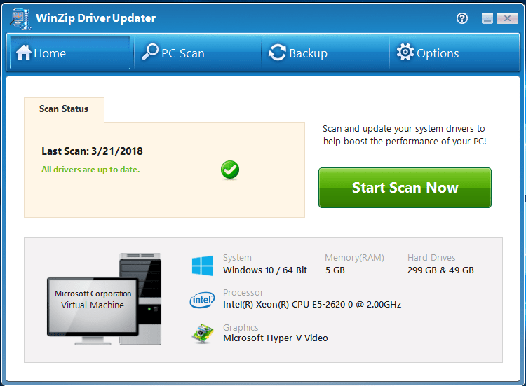 WinZip Driver Updater Crack With Serial Key Download