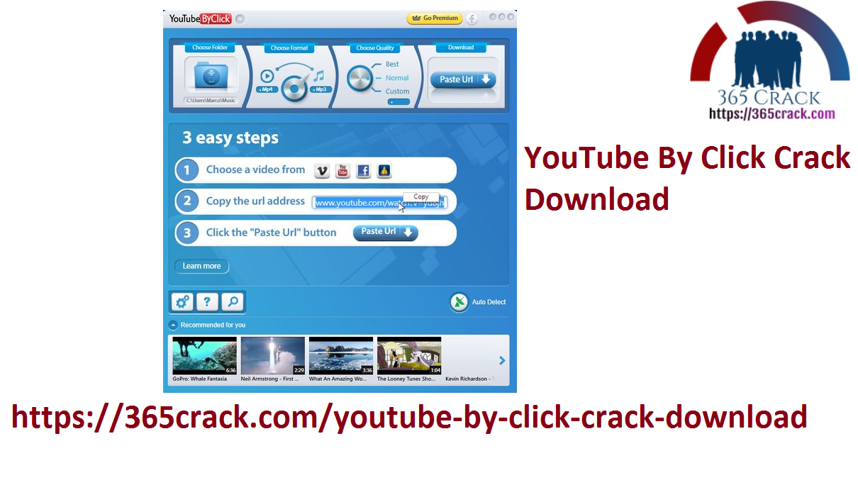 YouTube By Click Crack Download