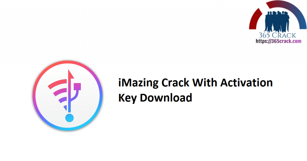 iMazing Crack With Activation Key Download