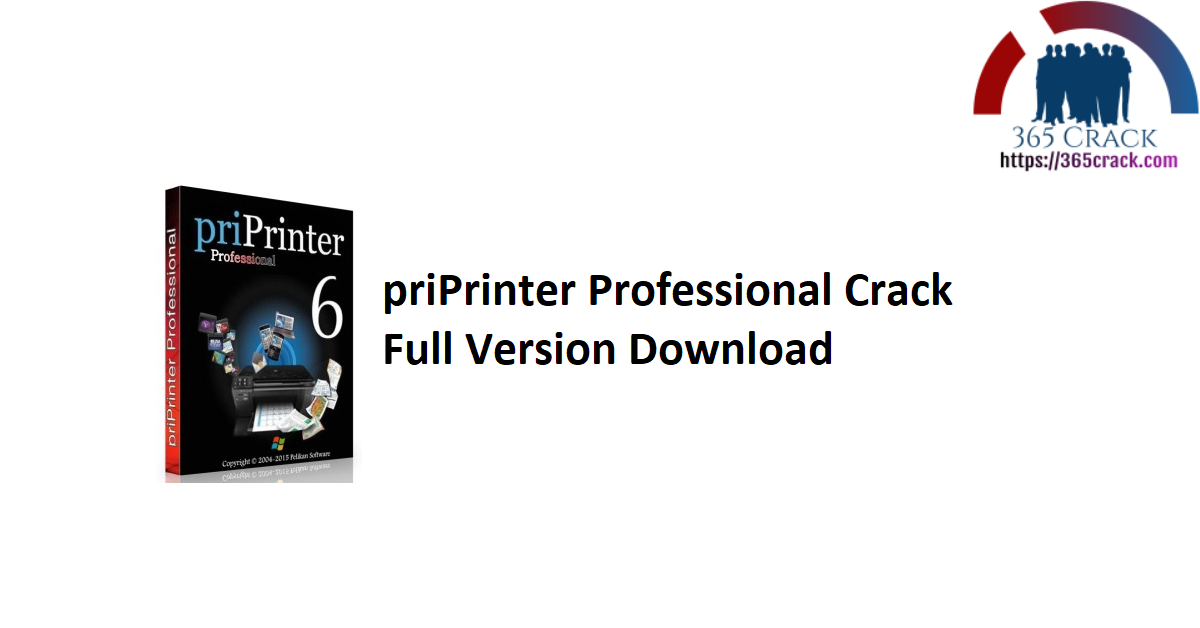priPrinter Professional Crack With Serial Key (latest) 2021