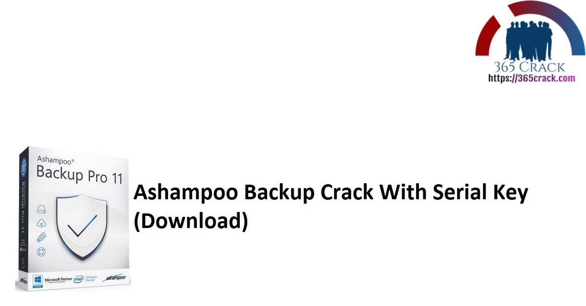 Ashampoo Backup Crack With Serial Key (Download)