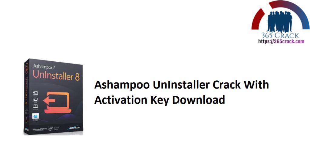 Ashampoo UnInstaller Crack With Activation Key Download