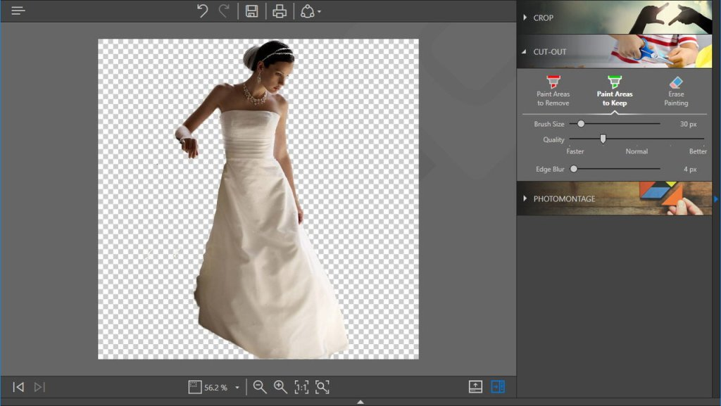 InPixio Photo Cutter Crack With Registration Key Download