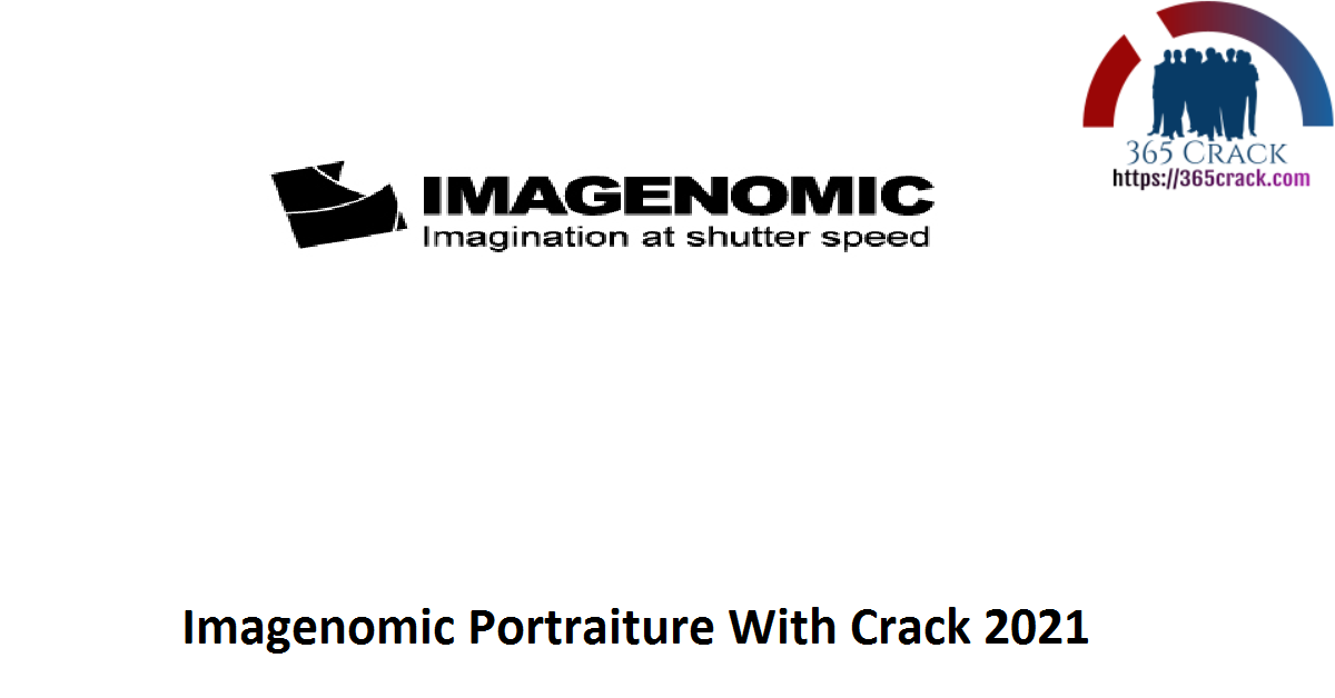 Imagenomic Portraiture With Crack 2021