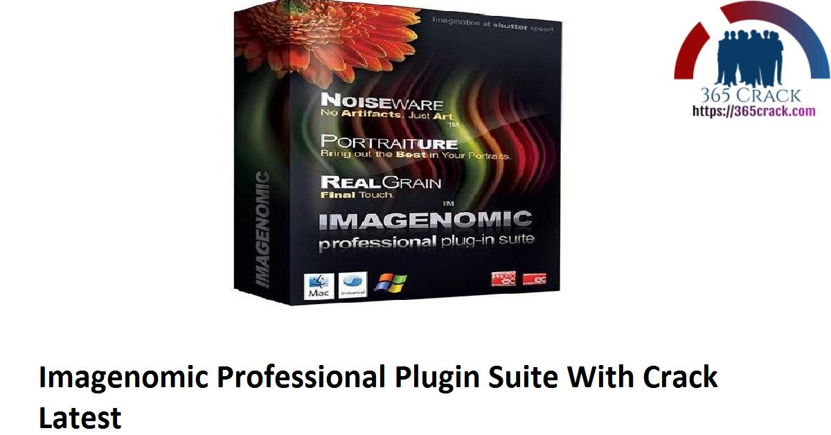 Imagenomic Professional Plugin Suite With Crack Latest
