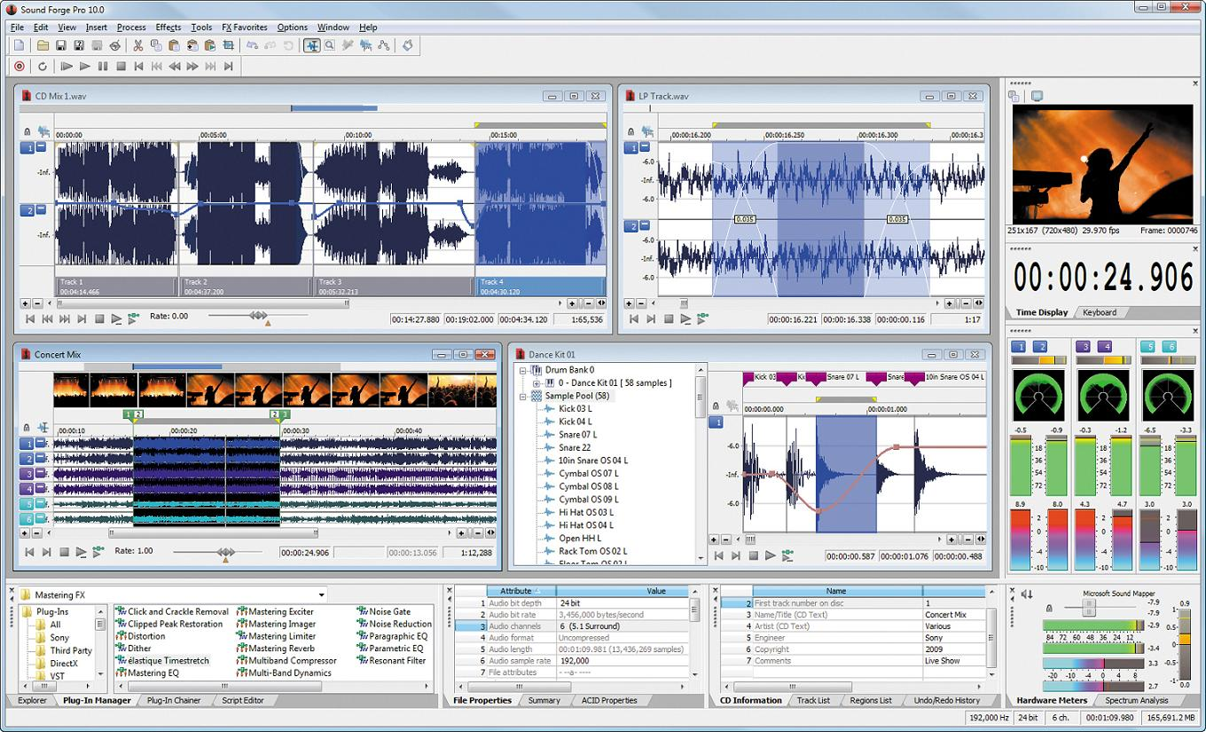 MAGIX SOUND FORGE Pro Crack With Registration Key Download (Latest)